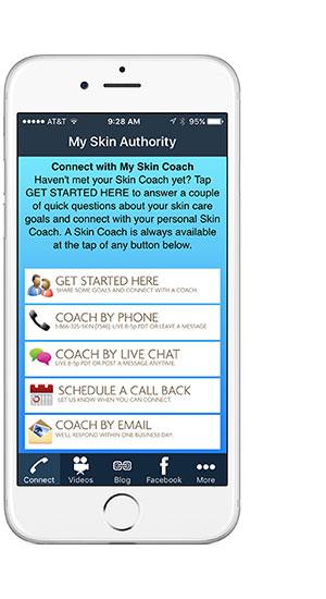 My Skin Authority App